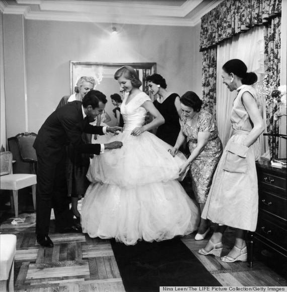 Oscar De La Renta;Beatrice Lodge;Aino Bodisco